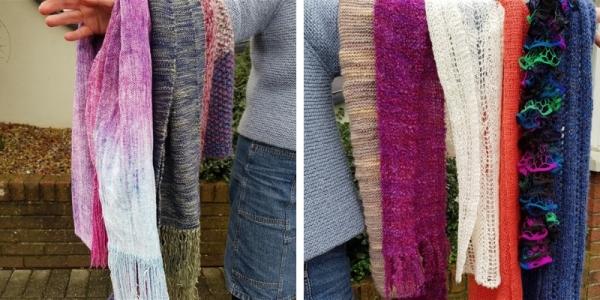Handweavers-guild-cork-2019-plans-scarves