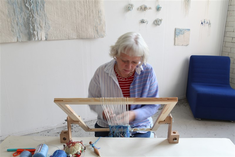 HGC Anniversary Celebrations – Weaving Talk with Fiona Hutchison